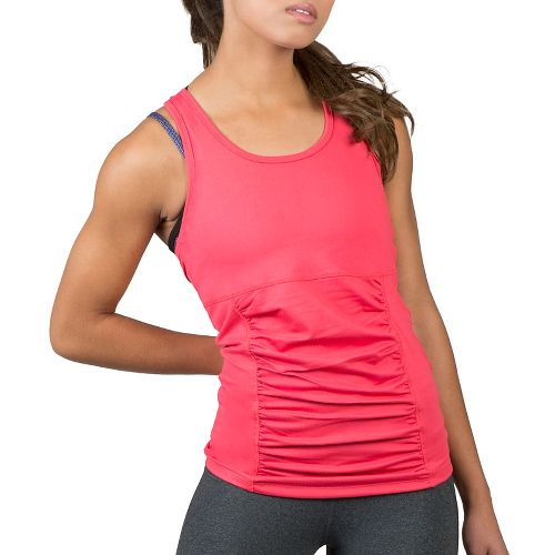 Womens Soybu Challenge Sleeveless & Tank Technical Tops - Sugar XL