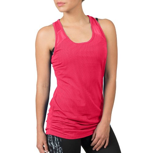Womens Soybu Plank Sleeveless & Tank Technical Tops - Sugar S