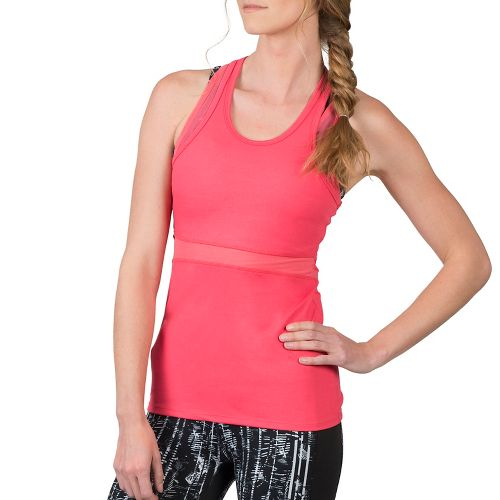Womens Soybu Koa Sleeveless & Tank Technical Tops - Sugar XL