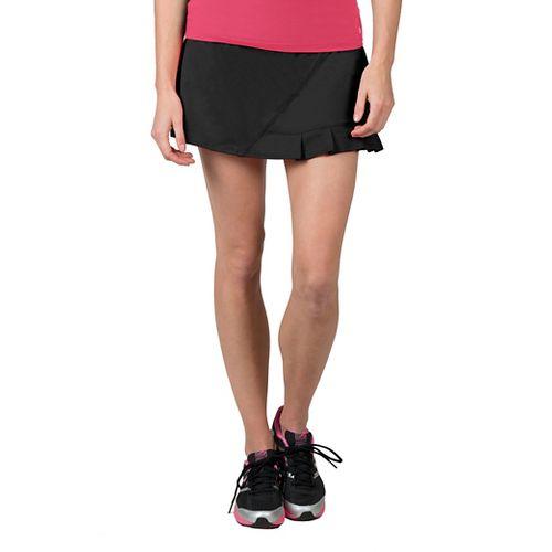 Womens Soybu Jayla Skorts Fitness Skirts - Black L