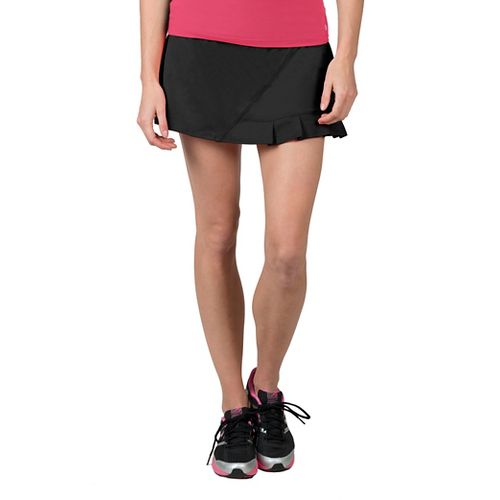 Womens Soybu Jayla Skorts Fitness Skirts - Black M