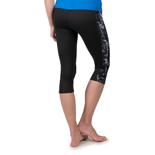 Womens Soybu Toni Capris Pants - Helix XL