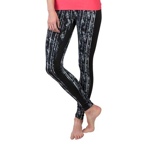 Womens Soybu Toni Tights & Leggings Pants - Helix XL
