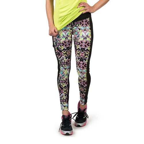 Womens Soybu Toni Tights & Leggings Pants - Reflect XS