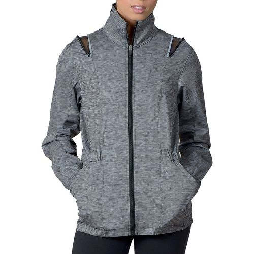 Womens Soybu Isadora Lightweight Jackets - Black XS