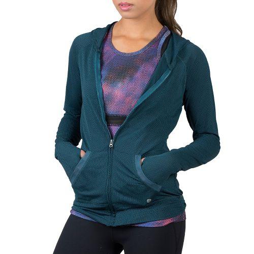 Womens Soybu Wendy Hoodie & Sweatshirts Technical Tops - Yukon XL