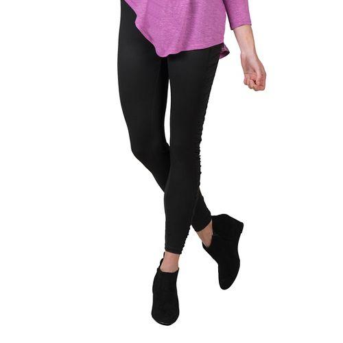 Womens Soybu Talia Legging Pants - Black M