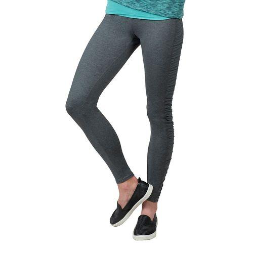 Womens Soybu Talia Legging Pants - Storm Heather M