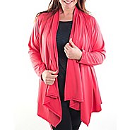 Katie K Freeflow Cardigan Long Sleeve Technical Tops