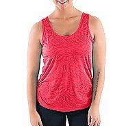 Katie K Signature Burnout Sleeveless & Tank Technical Tops