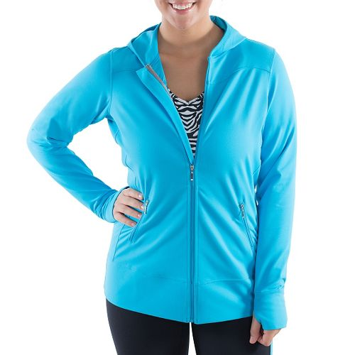 Katie K Signature Casual Jackets - Vivid Blue XL