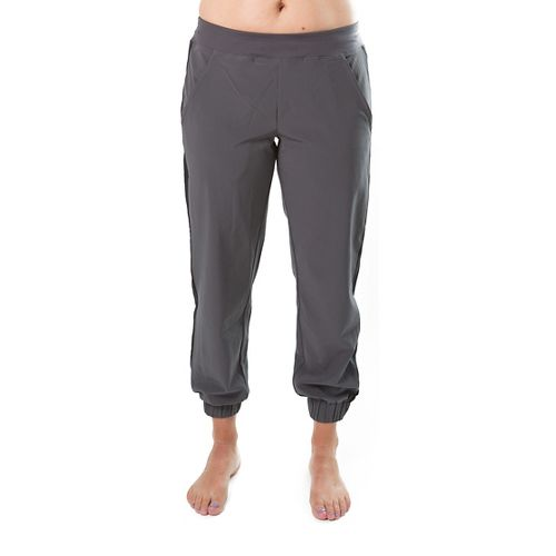 Katie K Urban Jogger Pant Capris Pants - Black L