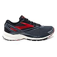 Mens Brooks Launch 4 Running Shoe - Anthracite/Black 9