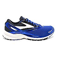 Mens Brooks Launch 4 Running Shoe - Anthracite/Black 12.5