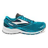 Womens Brooks Launch 4 Running Shoe - Teal/White 8.5
