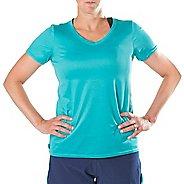 Katie K Rush-hour Tunic Tee Short Sleeve Technical Tops