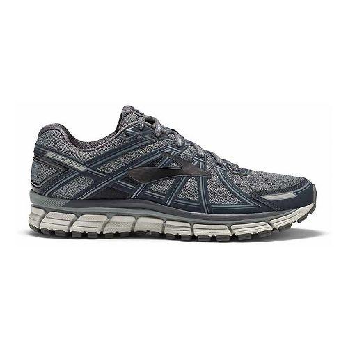 Mens Brooks Adrenaline GTS 17 Running Shoe - Heather 7.5