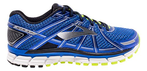 Mens Brooks Adrenaline GTS 17 Running Shoe - Blue/Black 10