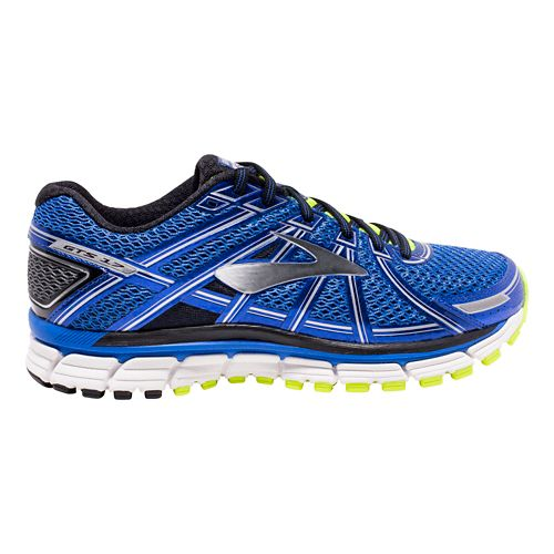 Mens Brooks Adrenaline GTS 17 Running Shoe - Blue/Black 10.5