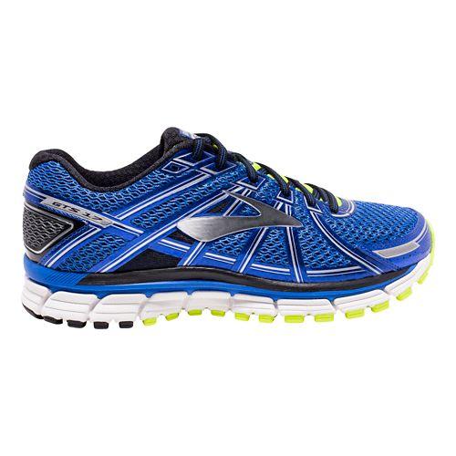 Mens Brooks Adrenaline GTS 17 Running Shoe - Blue/Black 7.5