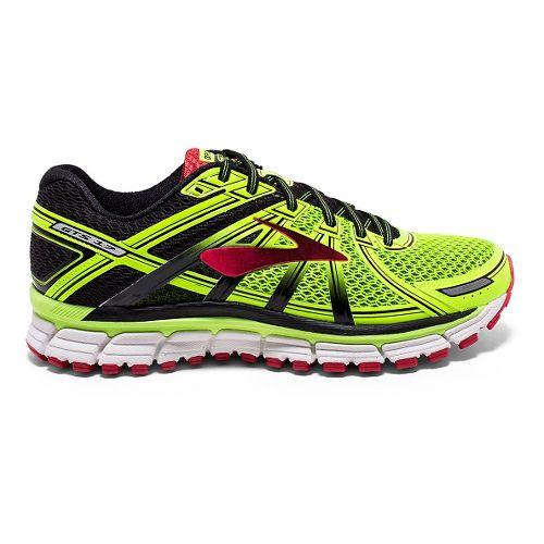 Mens Brooks Adrenaline GTS 17 Running Shoe - Nightlife/Black/True 8.5