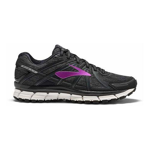 Womens Brooks Adrenaline GTS 17 Running Shoe - Blue/Purple 9