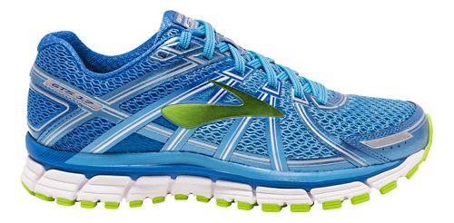 Womens Brooks Adrenaline GTS 17 Running Shoe - Anthracite/Fuchsia 9