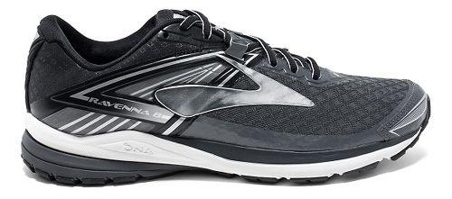 Mens Brooks Ravenna 8 Running Shoe - Anthracite/Black 13