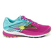 Womens Brooks Ravenna 8 Running Shoe - Very Berry/Aqua 6.5