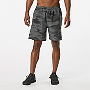 "Mens Road Runner Sports Ready to Win 2-in-1 7"" Printed Shorts"