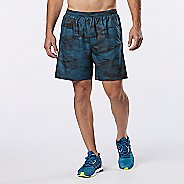 "Mens R-Gear Ready to Win 2-in-1 7"" Printed Shorts"