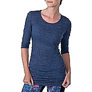Womens Soybu Lynn Tunic Long Sleeve Non-Technical Tops