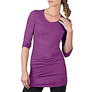 Womens Soybu Lynn Tunic Long Sleeve Non-Technical Tops