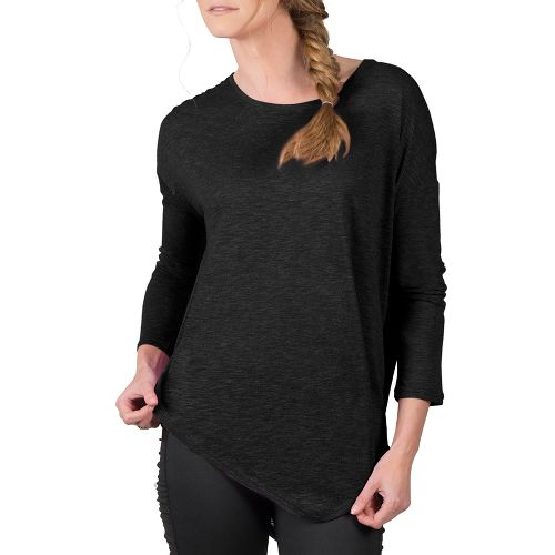 Womens Soybu Skyla Sweater Long Sleeve Non-Technical Tops - Black XXL
