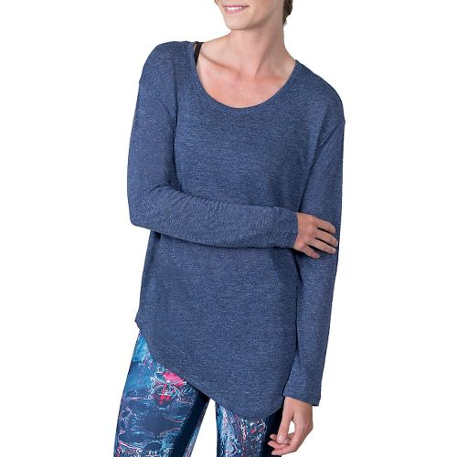 Womens Soybu Skyla Sweater Long Sleeve Non-Technical Tops - Admiral S