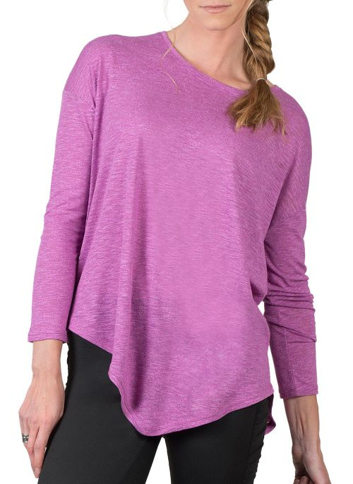 Womens Soybu Skyla Sweater Long Sleeve Non-Technical Tops - Starboard XXL