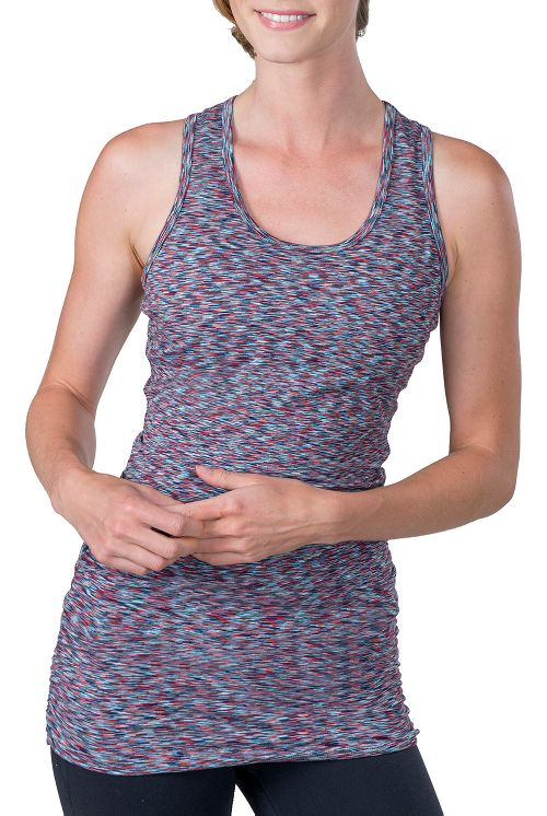 Womens Soybu Arianna Sleeveless & Tank Technical Tops - Banner M