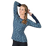 Womens Soybu Traverse Crew Long Sleeve Technical Tops