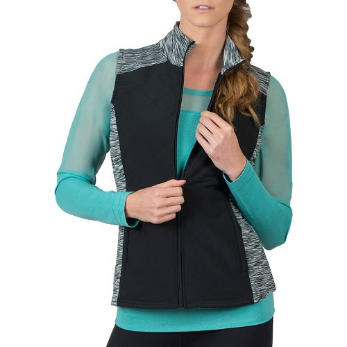 Womens Soybu Rally Vests - Black L