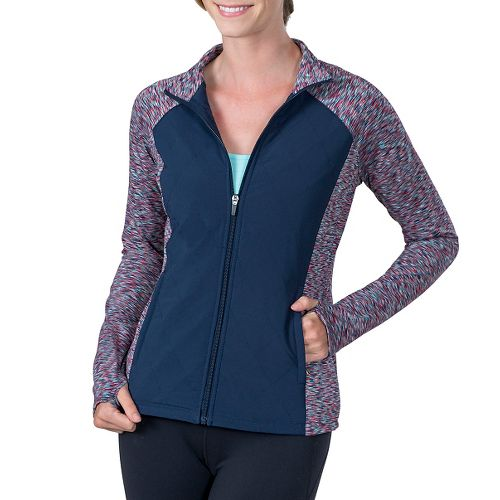 Womens Soybu Rally Running Jackets - Banner L