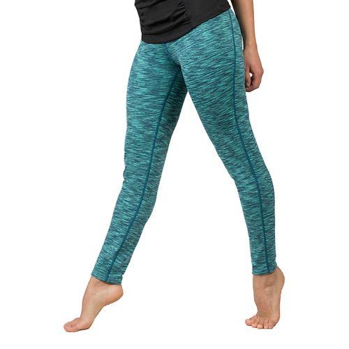 Womens Soybu Traverse Tights & Leggings Pants - Yukon S