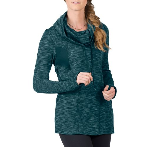 Womens Soybu Kinsley Tunic Hoodie & Sweatshirts Non-Technical Tops - Yukon M