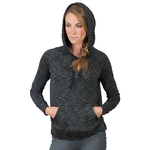 Womens Soybu Betty Hoodie & Sweatshirts Non-Technical Tops - Black S