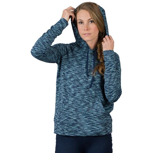 Womens Soybu Betty Hoodie & Sweatshirts Non-Technical Tops - Admiral S