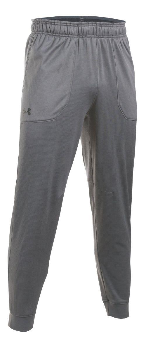 Mens Under Armour Scope Fleece Pants - Graphite S