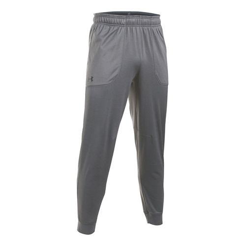 Mens Under Armour Scope Fleece Pants - Graphite XXL