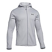 Mens Under Armour Scope Full-Zip Fleece Hoodie & Sweatshirts Technical Tops