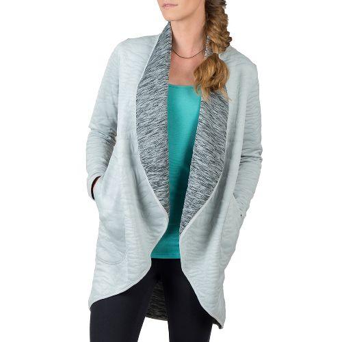 Womens Soybu Ada Coat Casual Jackets - Sea Salt M