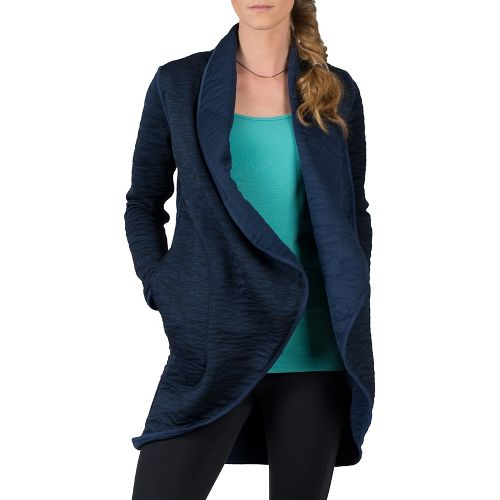 Womens Soybu Ada Coat Casual Jackets - Admiral L
