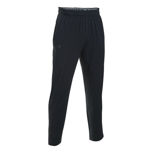 Mens Under Armour Scope Stretch Woven Pants - Black S